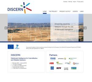 Archiv Discern Projekt
