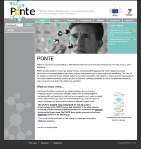 Archiv Ponte Projekt