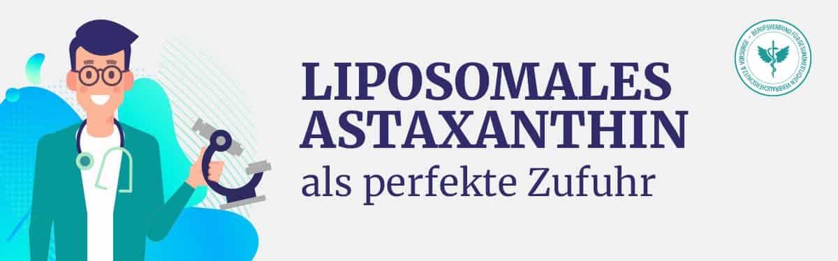 Liposomales Astaxanthin