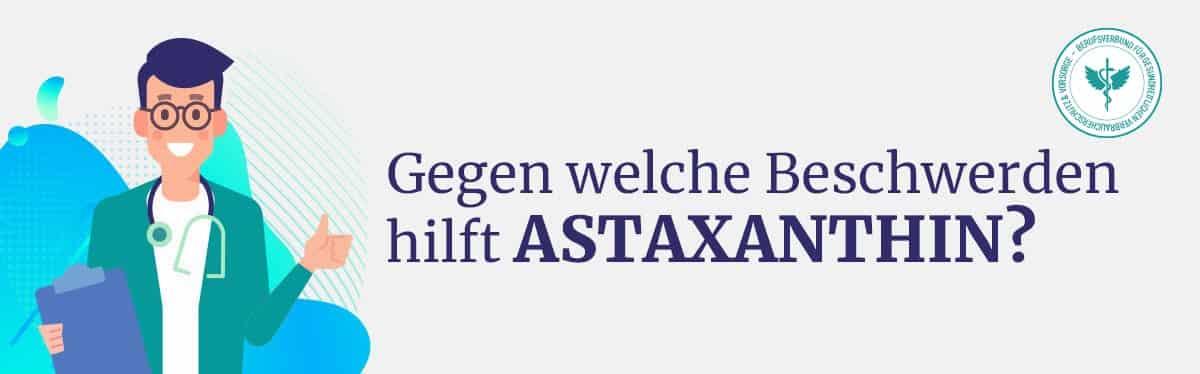 Hilft Astaxanthin