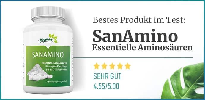 Empfehlung SanAmino