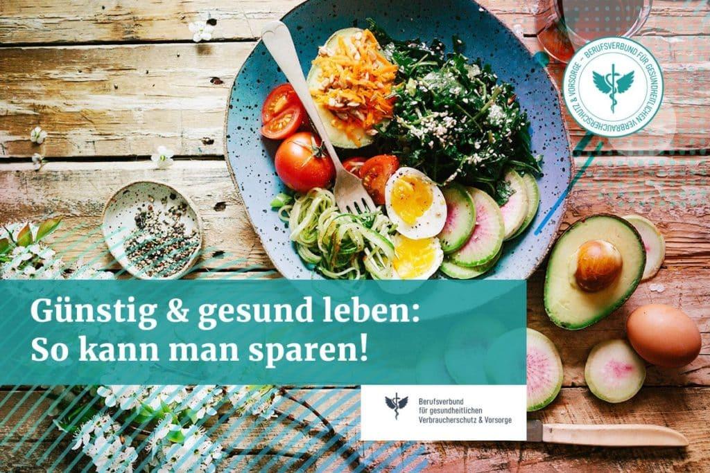 BGVV BlogPost guenstig und gesund leben