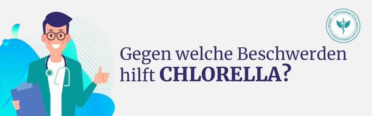 Hilft Chlorella