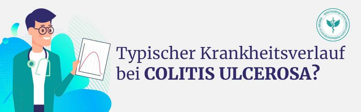 Krankheitsverlauf Colitis Ulcerosa