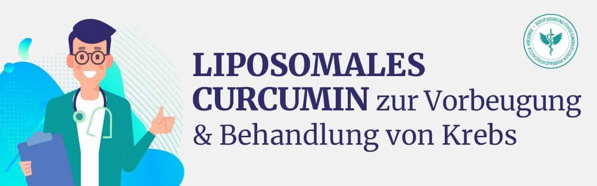 Liposomales Curcumin bei Krebs