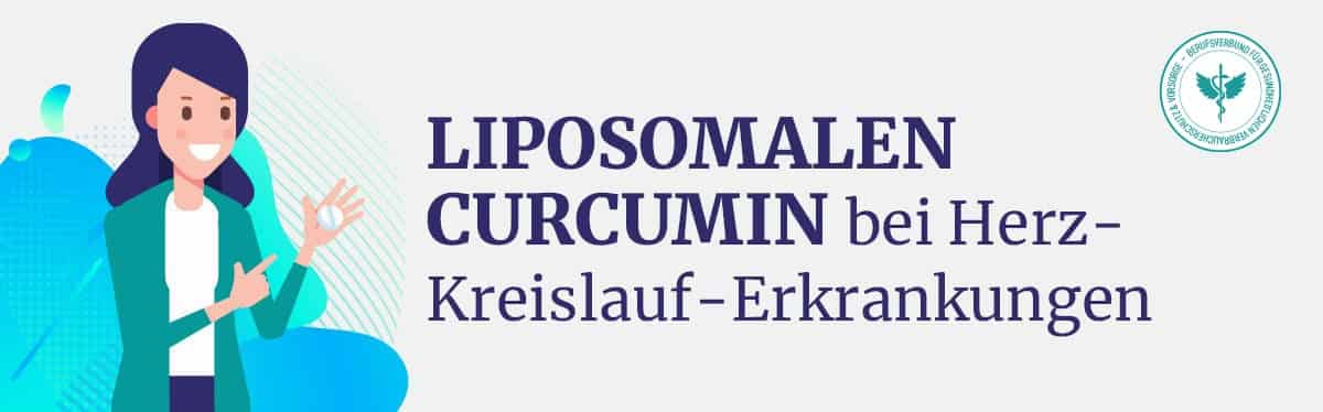 Liposomales Curcumin bei Herz-Kreislauf