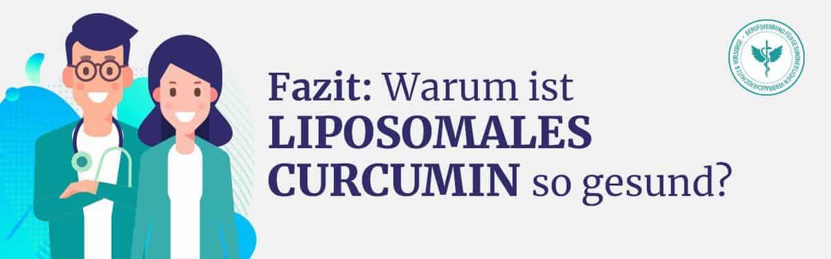 Fazit Liposomales Curcumin