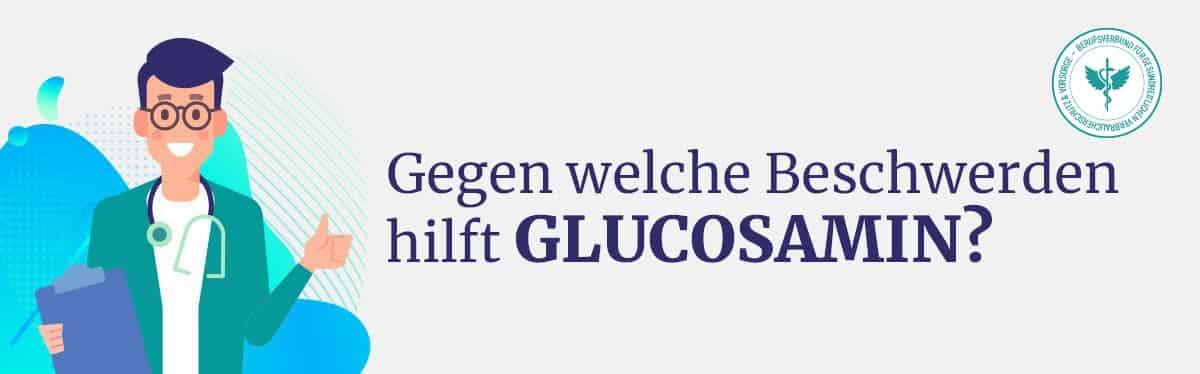Wobei hilft Glucosamin