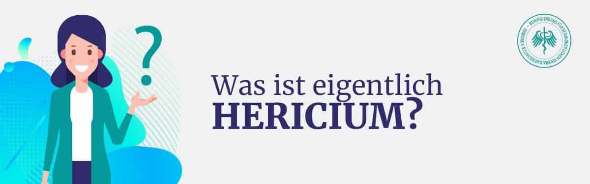 Was ist Hericium