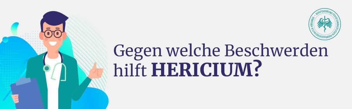 Hilft Hericium