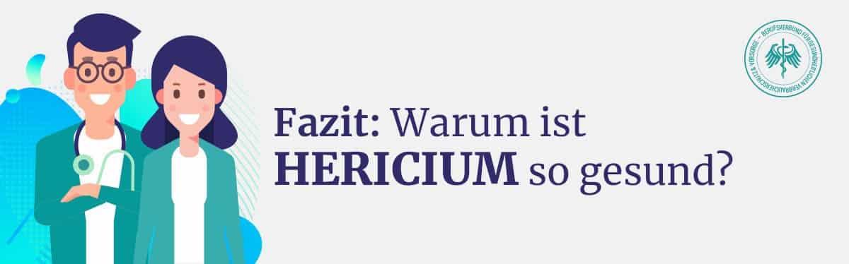Fazit Hericium