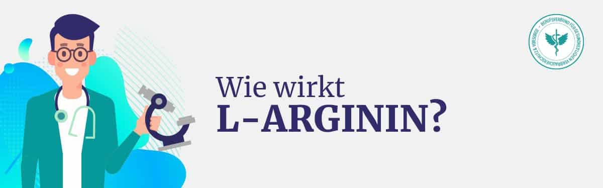 Wie wirkt L-Arginin