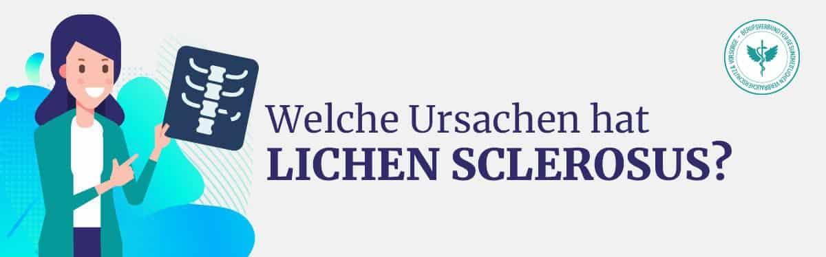 Ursache Lichen Sclerosus