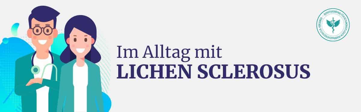 Alttag Lichen Sclerosus