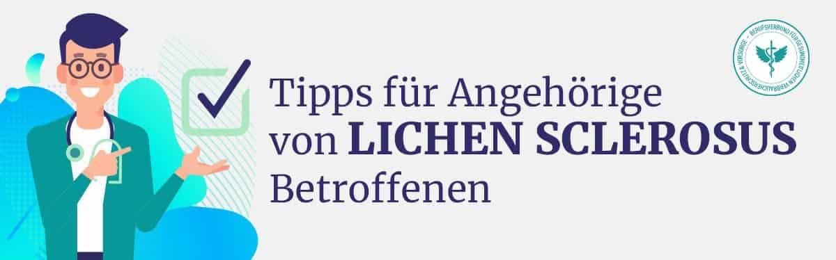 Tipps Lichen Sclerosus