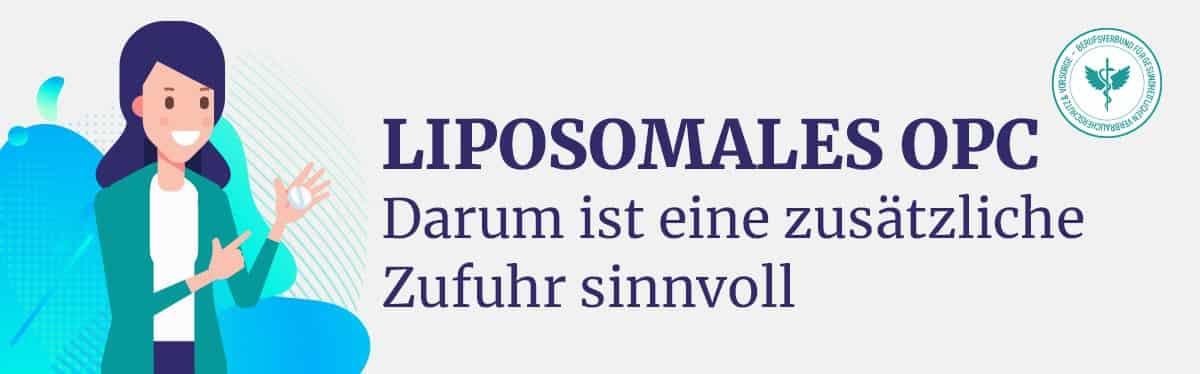 Liposomale OPC BGVV