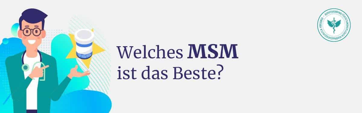 Beste MSM