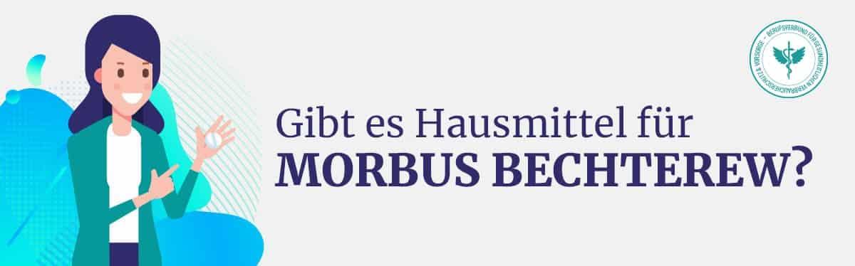 Hausmittel Morbus Bechterew
