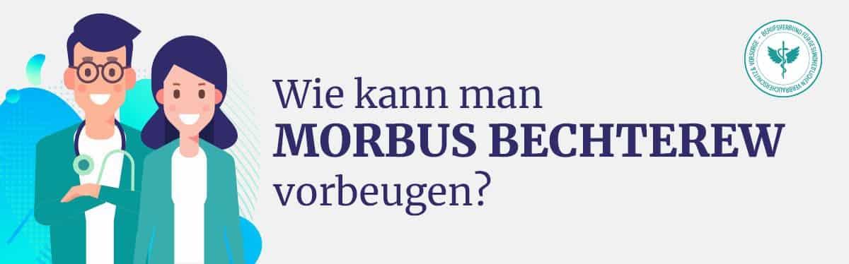 Morbus Bechterew vorbeugen