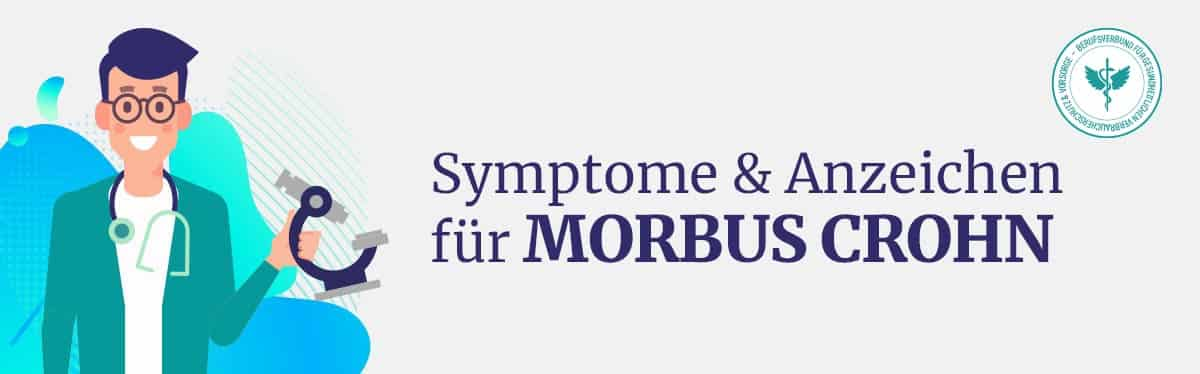Symptome Morbus Crohn