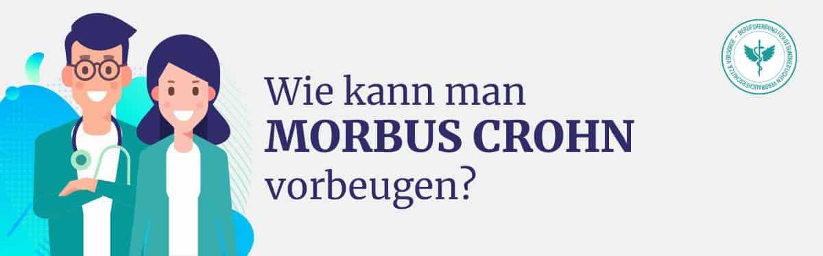 Morbus Crohn vorbeugen