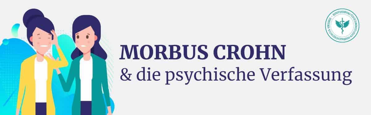 Morbus Crohn psychische Verfassung