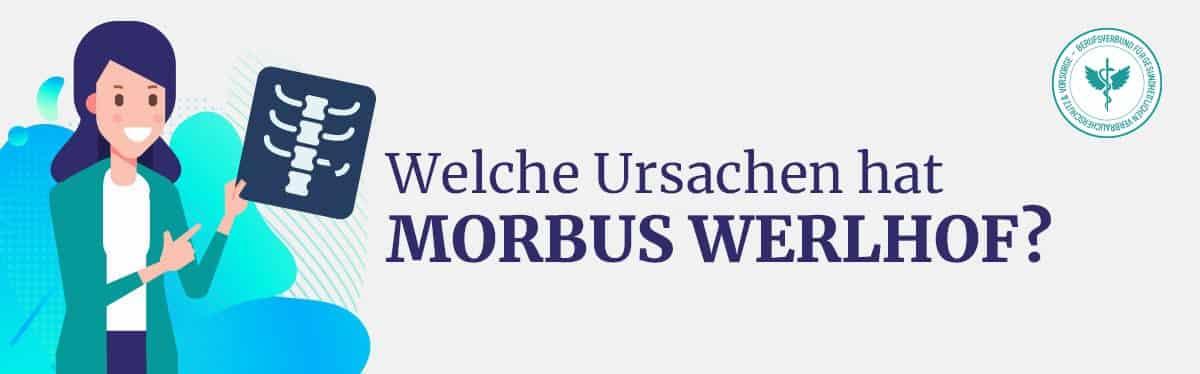 Ursache Morbus Werlhof