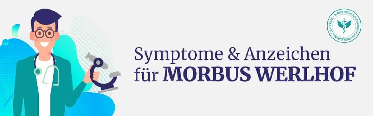 Symptome Morbus Werlhof