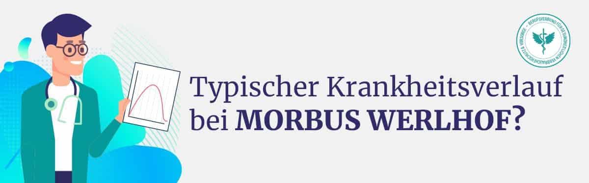 Krankheitsverlauf Morbus Werlhof
