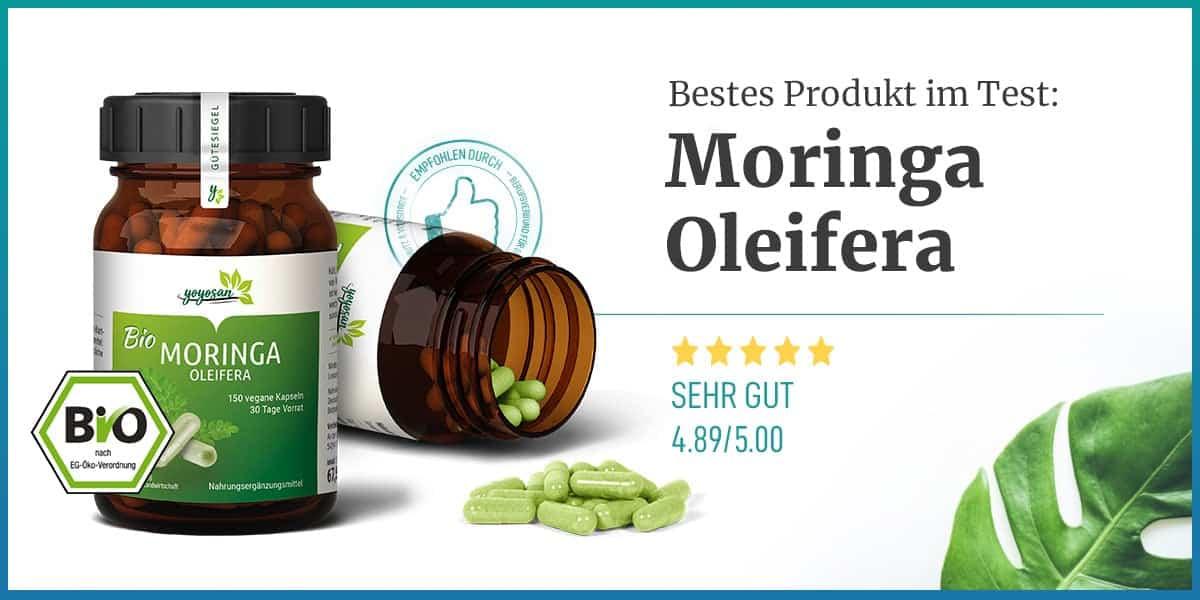 Mroinga Oleifera Empfehlung
