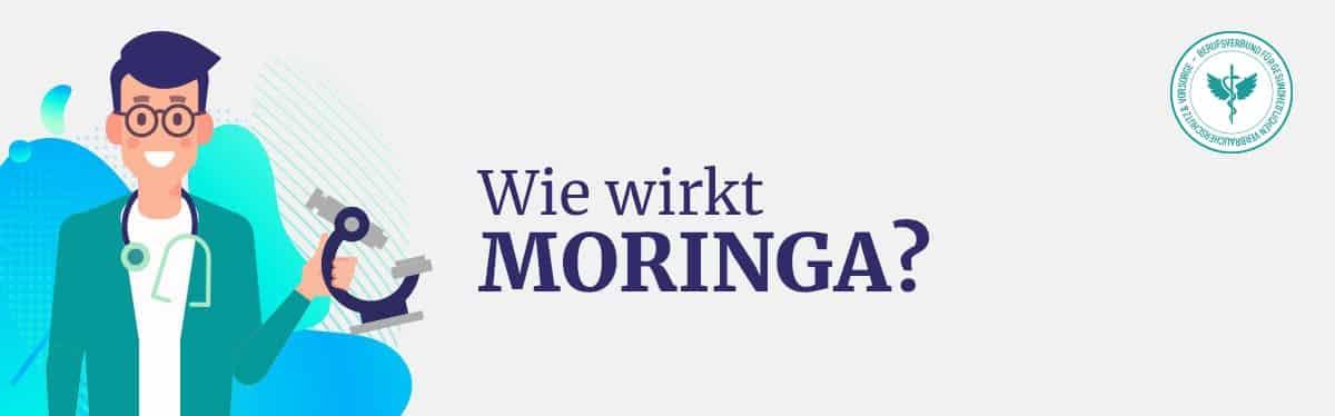 Wie wirkt Moringa