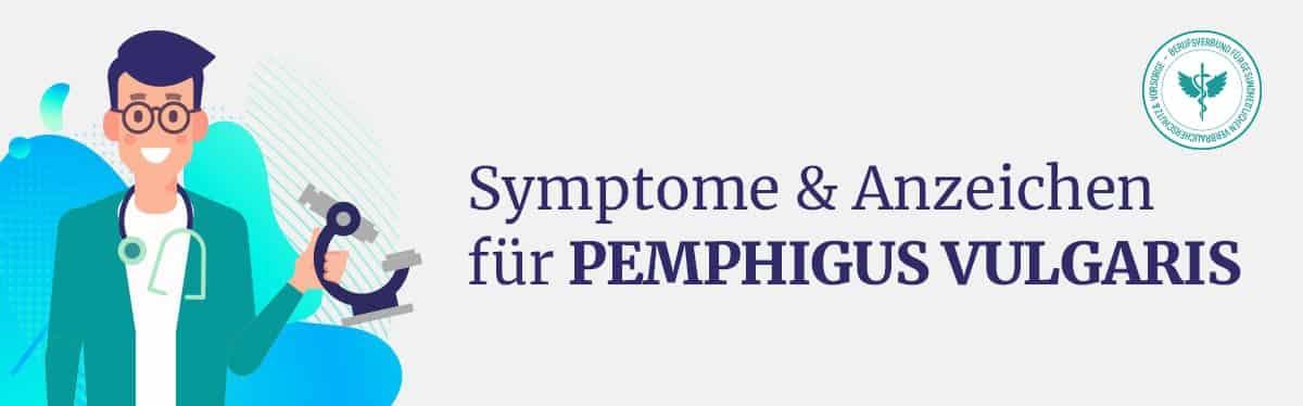 Symptome Pemphigus Vulgaris