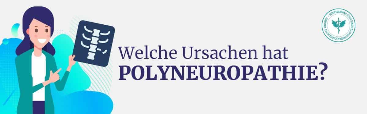 Ursache Polyneuropathie