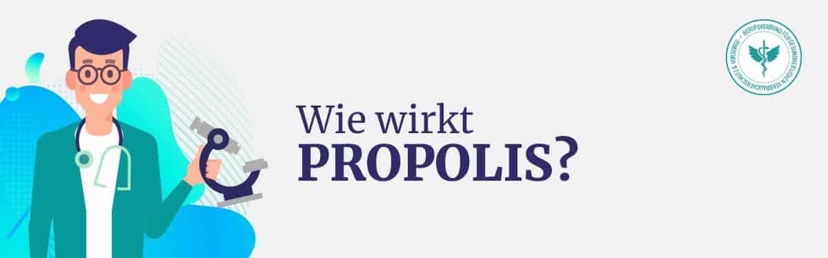 Wie wirkt Propolis