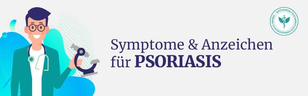 Symptome Psoriasis