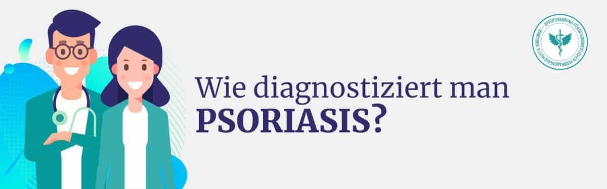Diagnose Psoriasis