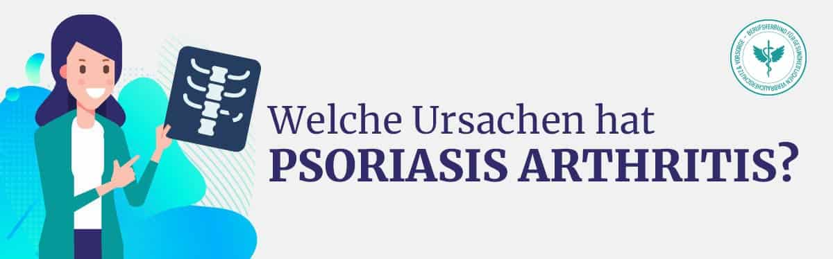 Ursache Psoriasis Arthritis