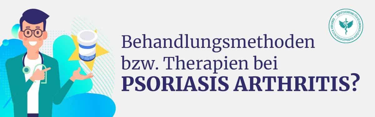 Behandlung Therapien Psoriasis Arthritis