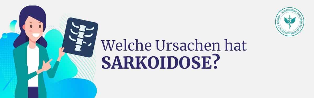 Ursache Sarkoidose