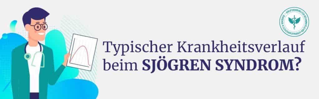 Krankheitsverlauf Sjögren Syndrom