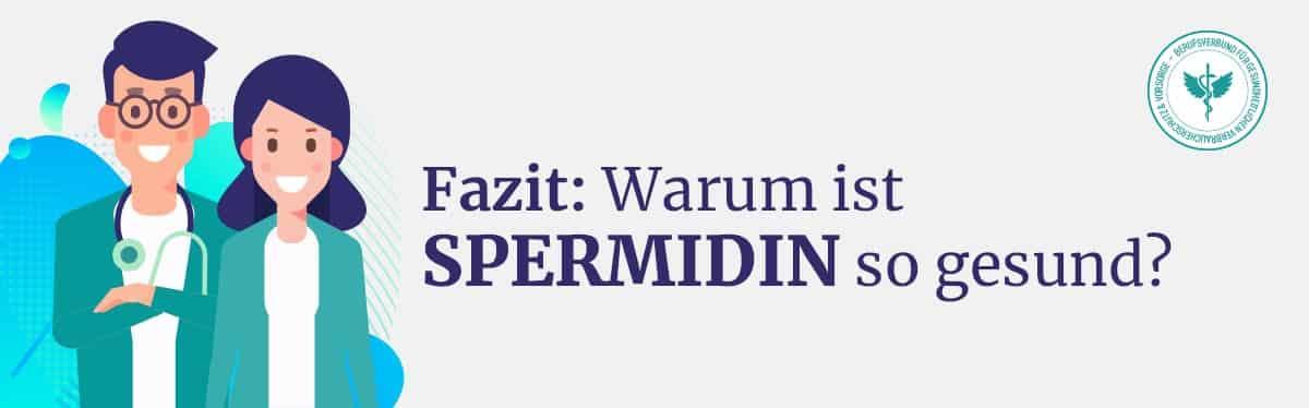 Fazit Spermidin