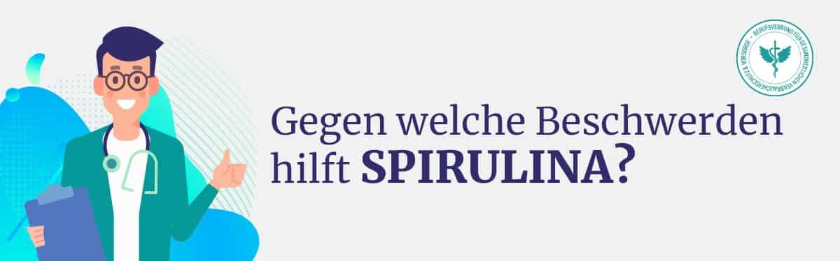 Hilft Spirulina