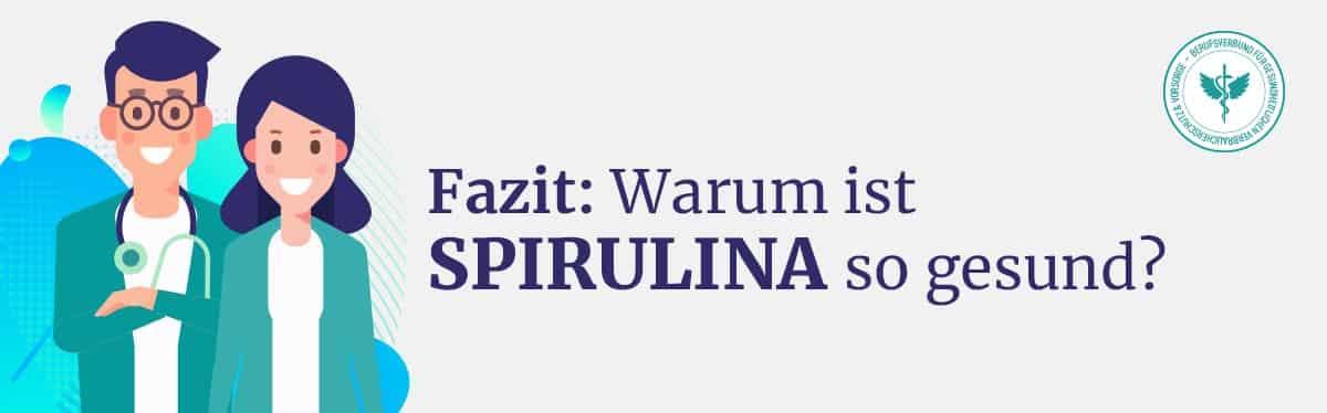 Fazit Spirulina