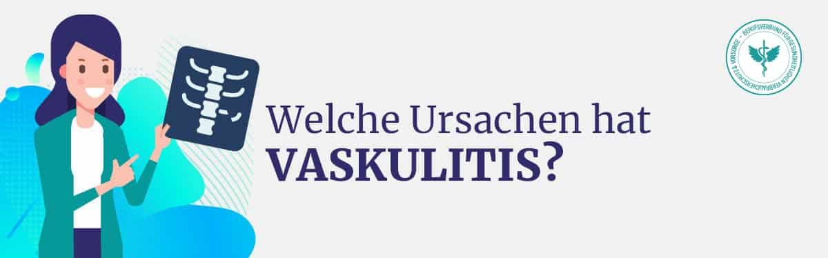Ursache Vaskulitis