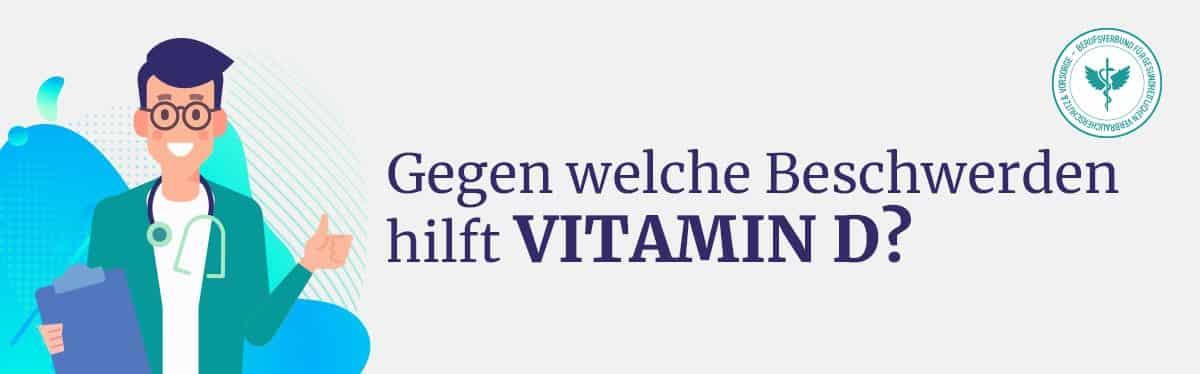 Hilft Vitamin D
