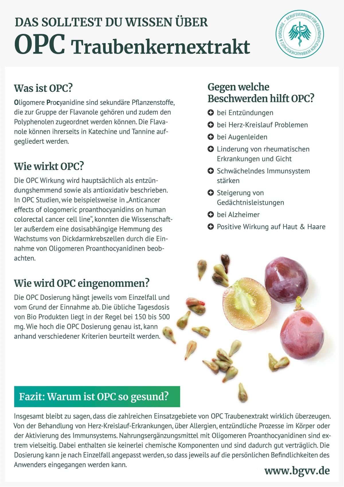 BGVV Infografik OPC