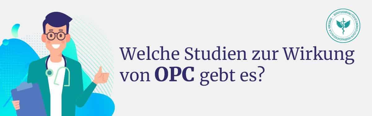 Welche Studien gibt es für OPC
