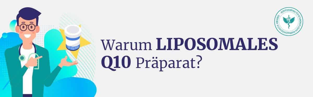 Warum liposomales Q10