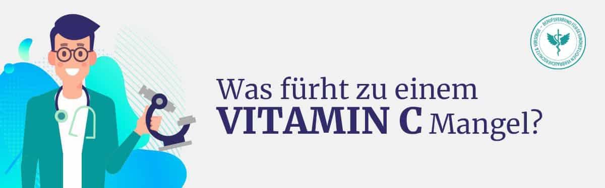 Vitamin C Mangel