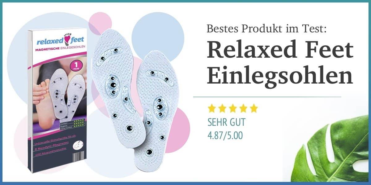 Relaxed Feet Erfahrungen